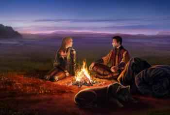 Любовь мира фэнтези - влюбленные эльфы, феи и другие сказочные ...