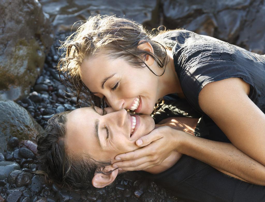 Самый красивый поцелуи